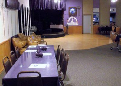 banquet room 6