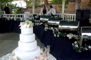 cake catering caterers