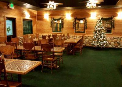 holiday tree banquet room 2